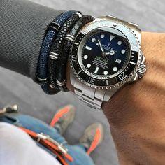 Rolex DeepSea Sea-Dweller. The wait is finally over! @shopzenger 30% OFF Black F... | http://ift.tt/2cBdL3X shares Rolex Watches collection #Get #men #rolex #watches #fashion