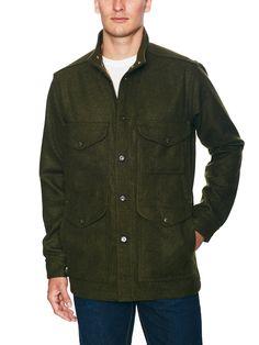 Greenwood Wool Jacket