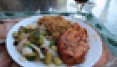 Marinade pour porc et poulet Easy Meals, Easy Recipes, Vinaigrette, Chicken, Meat, Sauces, Pork, Easy Keto Recipes, Easy Food Recipes