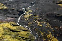 Захватывающие дух воздушные фотографии Сары Мартине