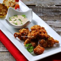 ... of a Modern American Mom: Crawfish Fritters with Spicy Remoulade Sauce