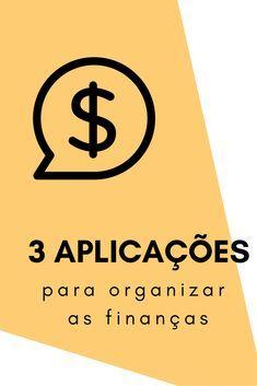 Com estas aplicações podes aprender a organizar as tuas finanças da melhor forma! Vê mais em www.planyar.com!