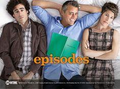Episodes - when British humour meets American. And Matt Leblanc is wonderful. Matt Leblanc, Episodes Tv Series, British Humor, My Escape, Show Photos, My People, Best Tv, Favorite Tv Shows