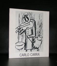 Carlo Carra #OPERA GRAFICA # 1978, nm