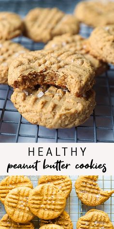 Healthy Deserts, Healthy Sweets, Healthy Dessert Recipes, Gluten Free Desserts, Gluten Free Recipes, Baking Recipes, Cookie Recipes, Vegan Recipes, Breakfast Recipes