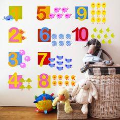 los números en infantil - Buscar con Google