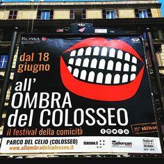 2X2 per All'Ombra del Colosseo