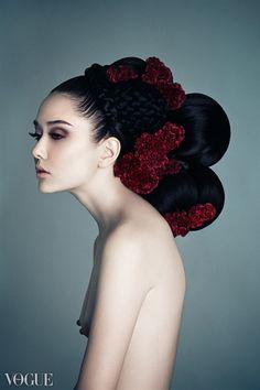 Jingna Zhang Celosia