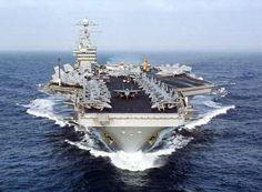 portaaviones Eisenhower