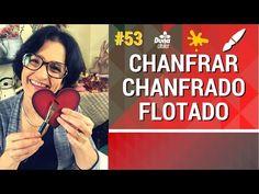 TÉCNICA CHANFRADO/FLOTADO PINTURA COUNTRY | Pintando Com o ❤ #53 | TÂNIA MARQUATO - YouTube
