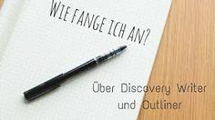 Schreibmeer: Wie fange ich an? Über Discovery Writer und Outliner
