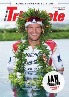 Australian Triathlete Magazine - 2015 Kona Souvenir Edition. Click to access a free copy of the magazine. Follow Mum2Athletes on ISSUU to keep up to date with the latest Triathlon Magazines as they become available for FREE online at https://issuu.com/mumathletes/stacks. Other magazines also available under Swimming, Cycling and Running.