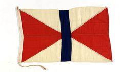 House flag, China Navigation Co. Ltd - National Maritime Museum