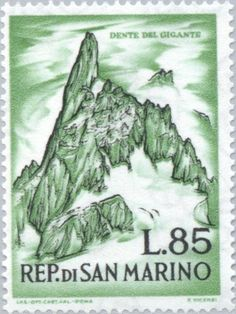 Stamp%3A%20Bergen%20(San%20Marino)%20(Mountaineering)%20Mi%3ASM%20737%2CSn%3ASM%20527%2CUn%3ASM%20605%20%23colnect%20%23collection%20%23stamps