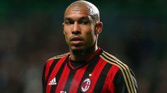 Nigel De Jong på vej mod et sandsynligt farvel til Milan?