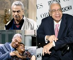 Earle Hyman – Russell Huxtable Tony- and Emmy-nominated Earl Hyman played Russell Huxtable, the kindly grandfather with a bite. Grandpa Huxtable often dropped in on the rest of the family for a few good-natured jokes - usually at son Cliff's expense.After 'The Cosby Show' closed shop, Hyman effectively retired from the acting world, except for a brief voice stint in the animated series 'ThunderCats.'