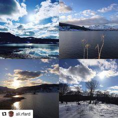 Uansett været er Norge utrolig flott! . Er ikke du enig? #reiseliv #reisetips #reiseblogger #reiseråd  #Repost @ali.rfard (@get_repost)