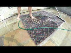 Lavaggio Tappeto - YouTube