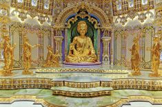 Swaminarayan Akshardham main hall - Google Search