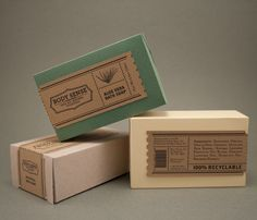 """by James Grendzinski - """"Body Sense: For this project we were asked to create 3 packages for an all natural bath soap that was marketed to both male and female consumers. The design imitates a retro, Victorian feel to keep the product gender neutral and display a sense of sophistication for this luxury bath product line. Different symbols and colors identify the different types of soap."""""""