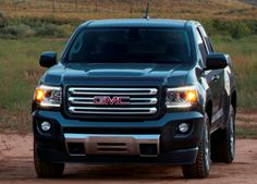 2015 GMC Canyon with GMC Three Truck 004 photo