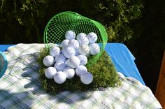 Golf Party Ideas for Adult Golf Party Favors, Golf Party Decorations, Golf Party Games, Table Decorations, Golf Centerpieces, Augusta National Golf Club, Golf Wedding, Masters Golf, Golf Outing