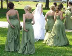 Bridesmaids Had Rough Night
