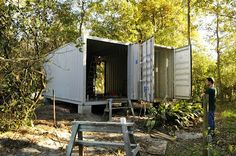 Shipping Container Homes: April 2012