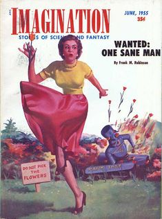 Harold McCauley, Imagination 55-06.