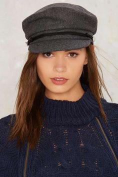 Easy Soldier Wool Hat | Shop Accessories at Nasty Gal!