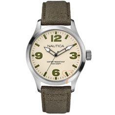 Ρολόι Nautica BFD 102 Beige Dial