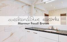 weekendOwe wzorki *Marmur Fossil Brown