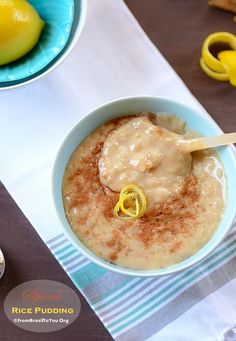 Super Creamy Spiced Rice Pudding with Condensed Milk (Arroz Doce) - Not Grandma's Recipe! - From Brazil To You