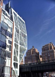 Update: High Line 23 / Neil M. Denari Architects