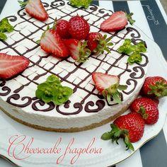 Cheesecake fragolosa