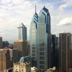 """Please repin and help me win! My view of the Philadelphia skyline from my apartment """"brings me home"""" #bozzuto #Philly #Philadelphia"""