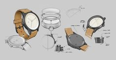 Simple Watch Co. on Behance