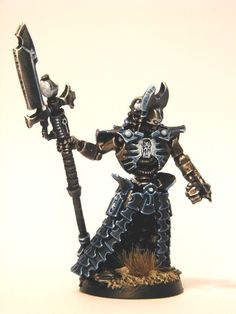 Necron Thokt Dynasty Anrakyr The Traveller
