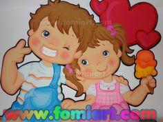 Niños Posando Para La Foto...¡Sonríe!: Fomiart   Fomiart