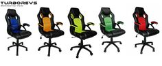 RACING SPORT BUCKET COMPUTER DESK GAMING OFFICE CHAIR SEAT FAUX LEATHER
