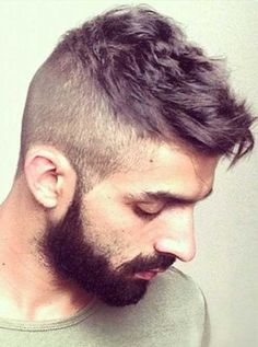 15 Men's Shaved Hairstyles | Mens Hairstyles 2014