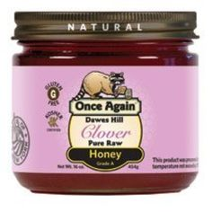 Once Again Clover Honey, 1 lb by Onceagain -- Awesome products selected by Anna Churchill