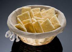 Come preparare i crackers alla perfezione. La ricetta di Piergiorgio Giorilli.