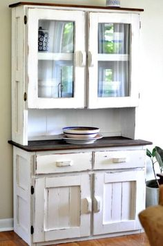 to be done to my Hoosier cabinet someday!