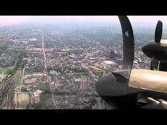 Flying on the Lancaster Bomber - YouTube