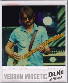 Vedran Mircetic Band: De Staat Uses: Octofuzz
