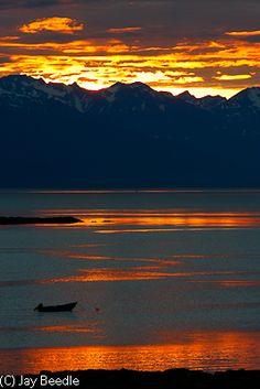 Juneau, Alaska taken by Jay Beedle