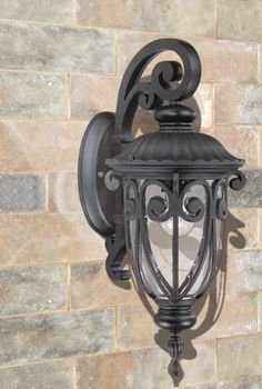 Naples Cast Aluminum Downward Wall Mount By Acclaim Lighting