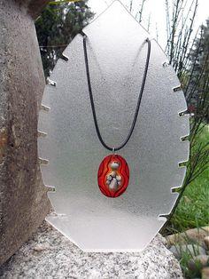 Kamienky z pláže / KatarinaKondacova - SAShE.sk - Handmade Náhrdelníky Washer Necklace, Jewelry, Jewlery, Jewerly, Schmuck, Jewels, Jewelery, Fine Jewelry, Jewel