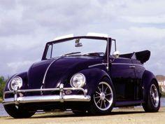 Classic VW Convertible
